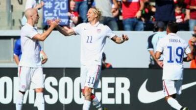 Estados Unidos jugará un par de amistosos en su gira europea.