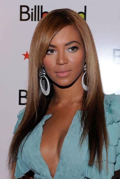 Antes de sus supuesta cirugía, Beyoncé no era tan voluptuosa y si tú tam...