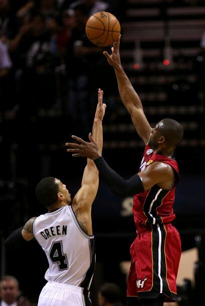 San Antonio Spurs vs. Miami Heat