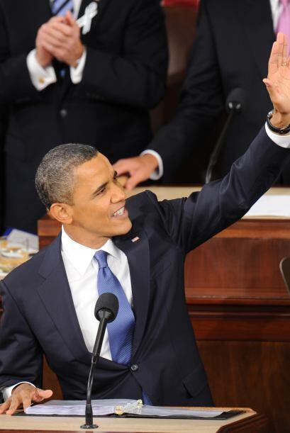 El presidente de Estados Unidos, Barack Obama, hizo un llamado a los rep...
