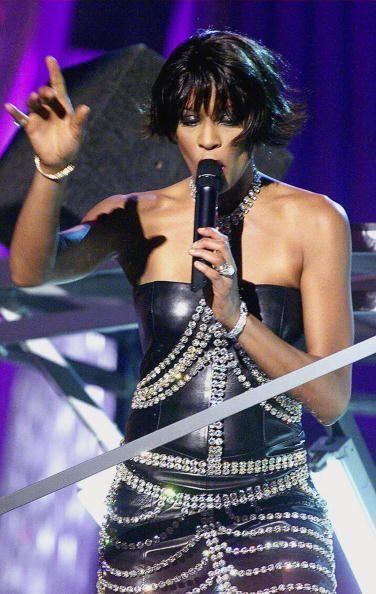 """La cantante murió a los 48 años pero sus fans siempre le dirán """"I will a..."""