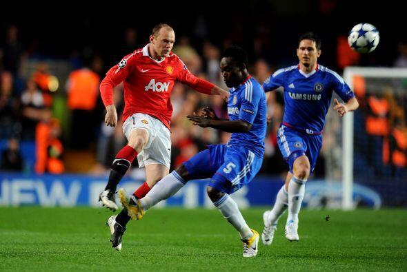 La Liga Premier inglesa invadió la Champions league con un duelo...