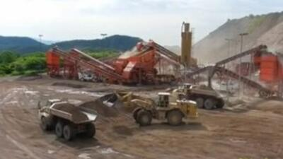 Imagen de la mina El Gallo en Sinaloa, México, tomada de la web de la fi...