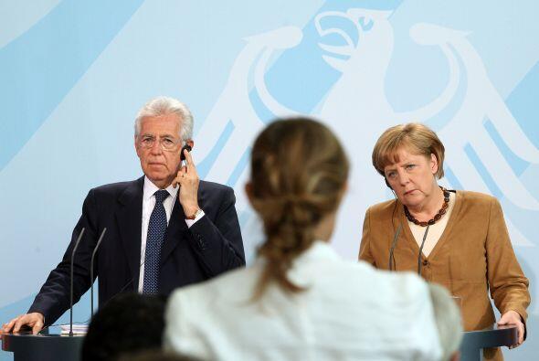 """Sin embargo, recordó a Alemania y a los alemanes que """"existe una respons..."""