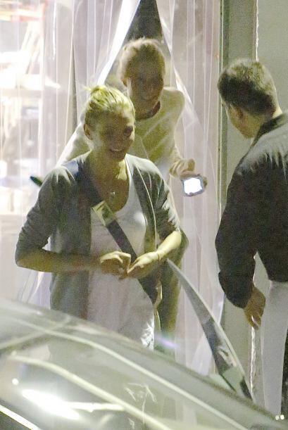 Cameron Diaz y Gwyneth Paltrow pasaron horas en el lugar y evitaron ser...