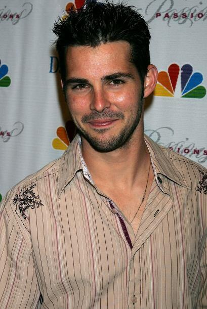 "14- Jason Cook.  El actor de ""Days of Our Lives"" fue arrestado por poses..."