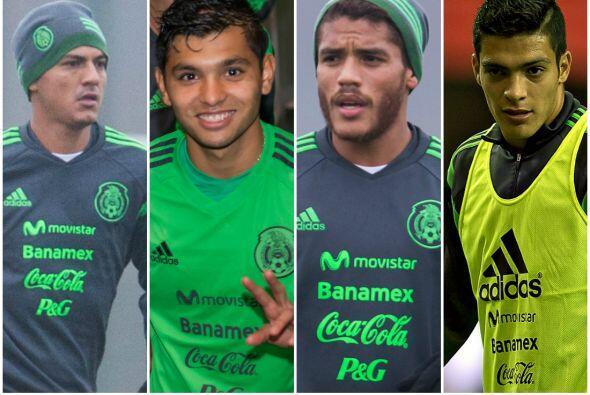 Varios jugadores buscarán llenarle el ojo al 'Piojo' Herrera en l...