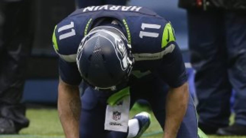 Sin Percy Harvin, la misión de Seahawks de superar a 49ers se hace tanto...
