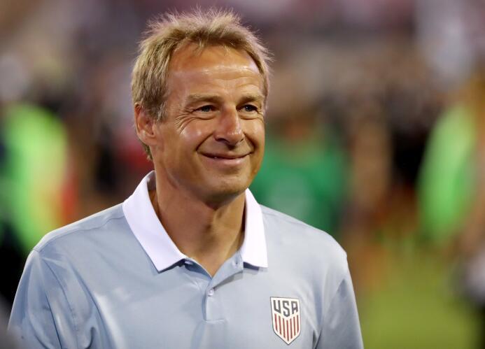 El camino de Jurgen Klinsmann como DT de Estados Unidos GettyImages-5998...
