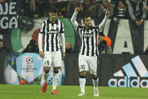 En el otro encuentro de la jornada Juventus derrotó 2-1 al Borussia Dort...