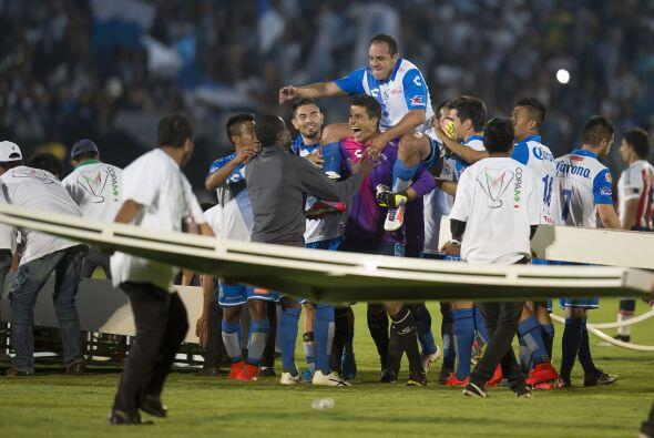 Puebla campeón de Copa MX Clausura 2015