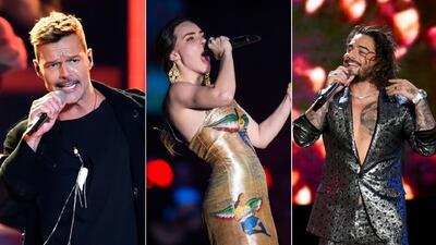 En busca de ser 'famous': cantantes latinos que fueron a la conquista del mercado en inglés