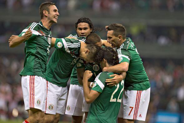 Aunque con él al frente el conjunto mexicano logró su primera victoria c...