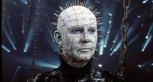 En 'Hellraiser' el escritor y director Clive Barker presentó a Pi...