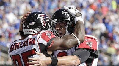 Highlights Temporada 2015 S2: Atlanta Falcons 24-20 New York Giants