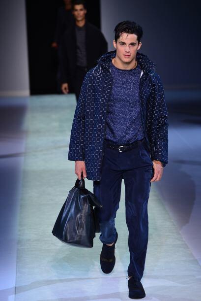 Los bolsos han sido de gran importancia en la moda varonil, por lo que c...
