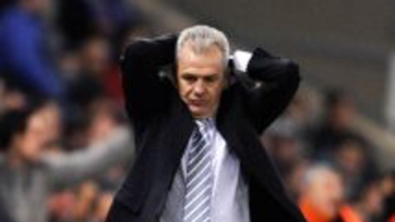 El Espanyol de Javier Aguirre tiene ya 6 jornadas sin ganar.