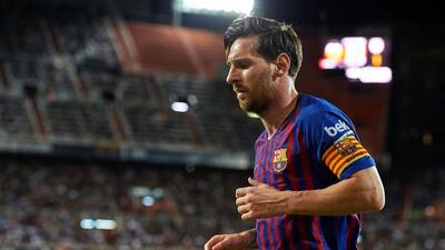 Barça sabe ganar en Champions sin Messi, pero para coronarse... es otra historia