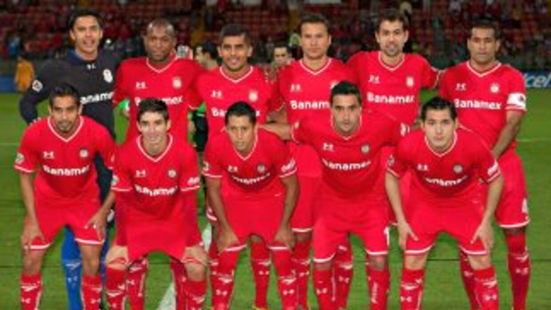 Toluca vs Alajuelense se miden en las semifinales de CONCACAF.
