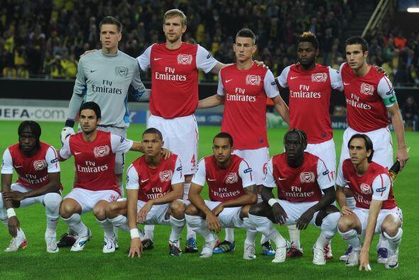 Alineaciones probables:  Arsenal: Szczesny; Sagna, Vermaelen, Koscielny,...