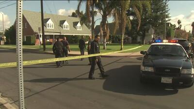 Tres heridos de bala y buscan al responsable