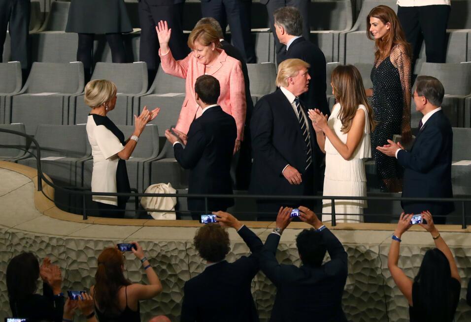 Líderes G20