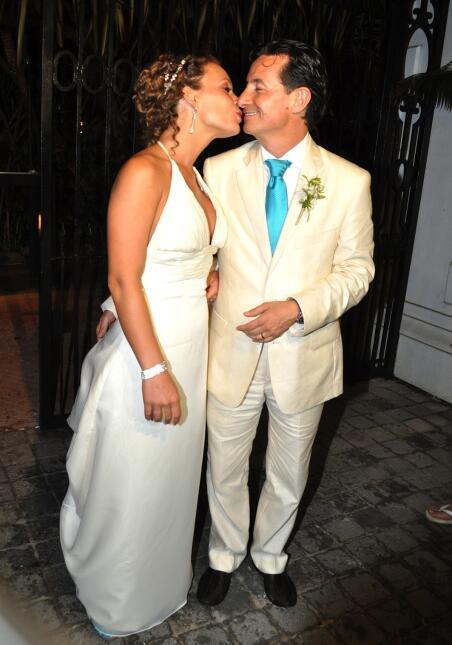 Jessica Coch y Roberto Gómez Fernández