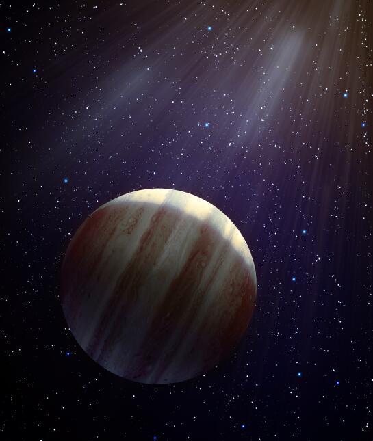 ¡Encuentran nuevo planeta!