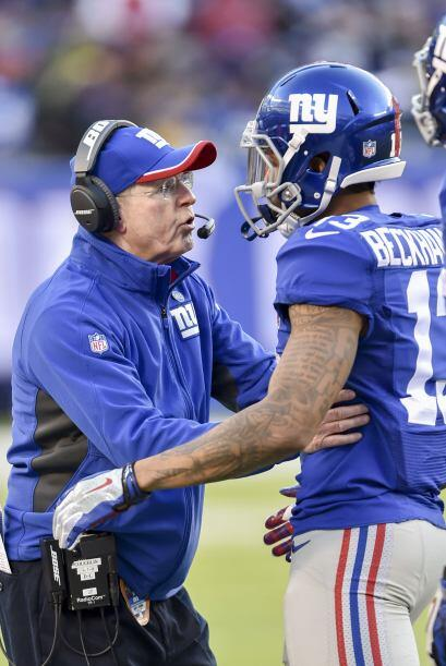 9.- New York Giants (AP-NFL).