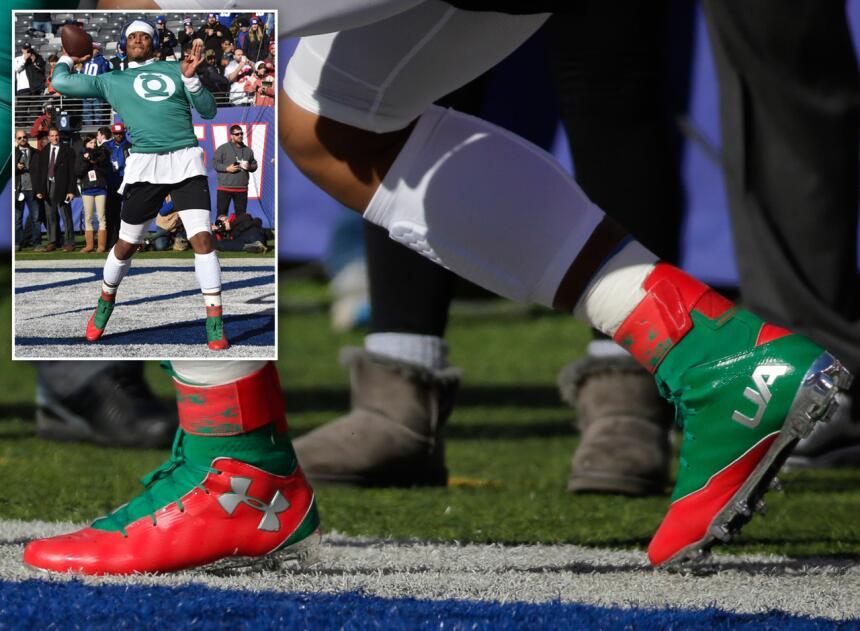 El mejor calzado en la NFL - Semana 15 01.jpg