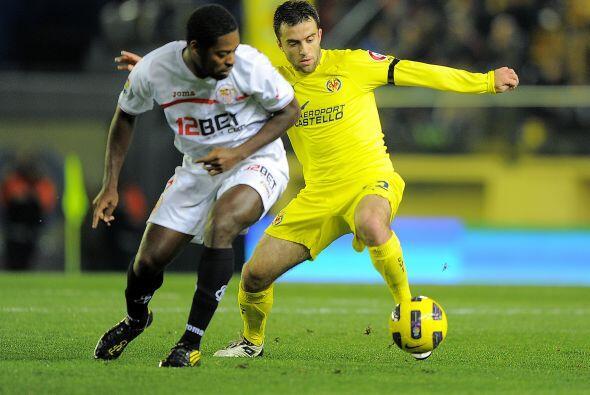 El 'Submarino Amarillo' venía de eliminar al Atlético de Madrid en la ro...