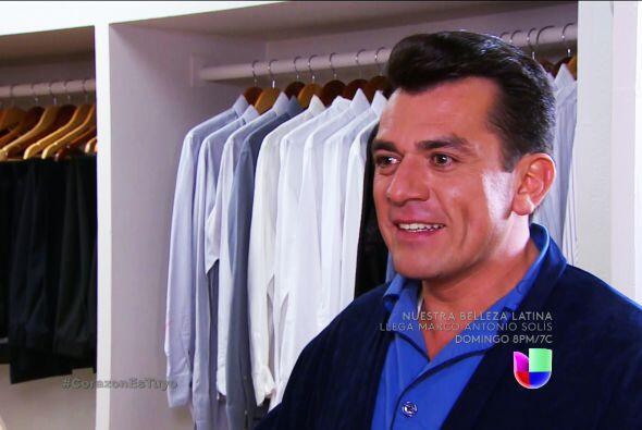 ¡Ahhh! Tú tampoco te quedas atrás Fernando, la alegría invadió todo tu c...