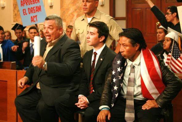Al igual que los senadores republicanos, este grupo de panelistas desapr...