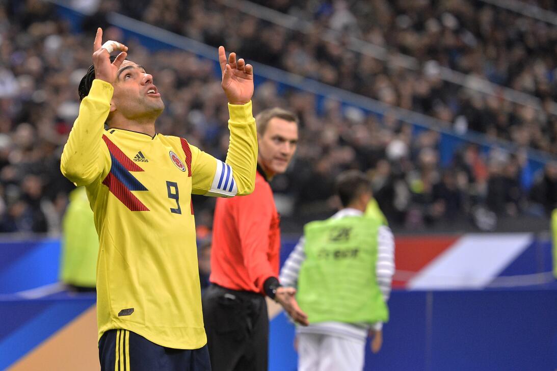 Falcao García (Colombia) - el delantero 'cafetero' es reconocido...