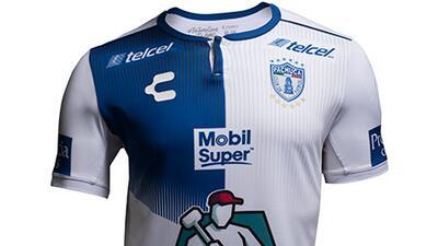 Camiseta Oficial de Pachuca de la Liga MX
