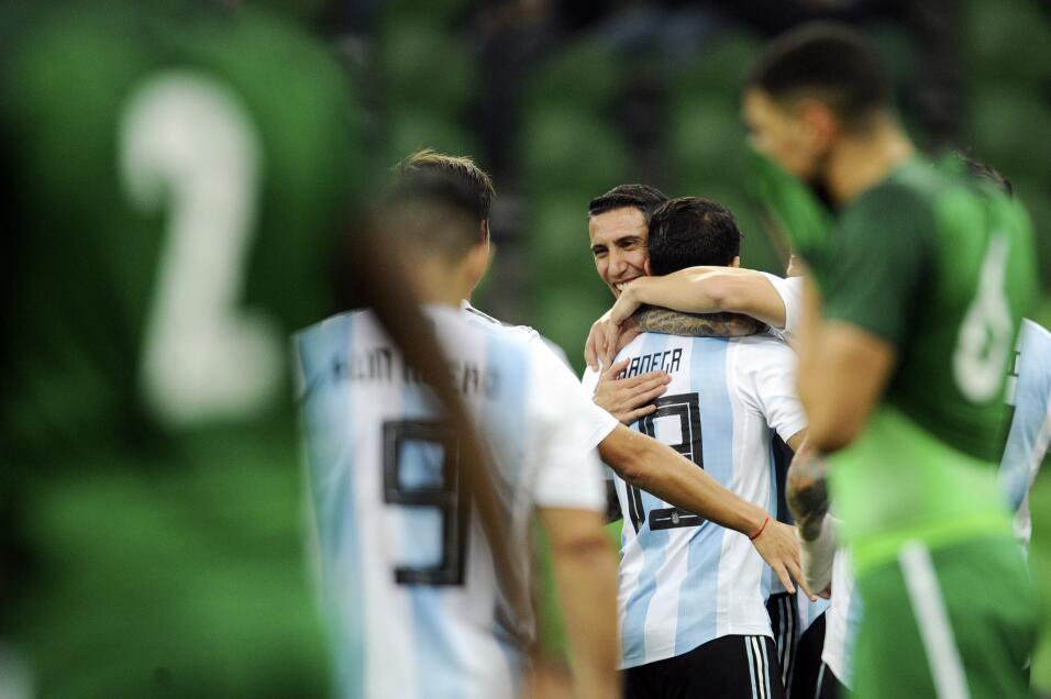 Con Messi y Cristiano ausentes: Argentina y Portugal no pudieron ganar a...