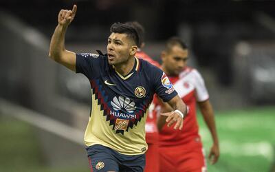 Silvio Romero se reencontró con el gol en el Azteca,