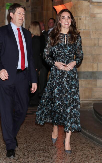 Los 50 mejores vestidos que usó Kate Middleton en 2016 GettyImages-62505...
