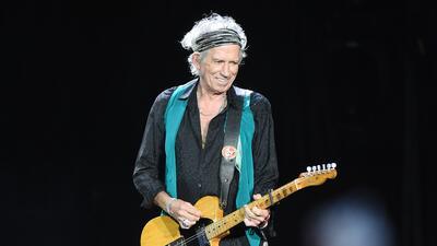El rockero además aseguró que Rolling Stone podría ingresar al estudio.