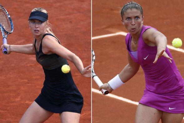 La final femenil de Roland Garros será disputada por la rusa María Shara...
