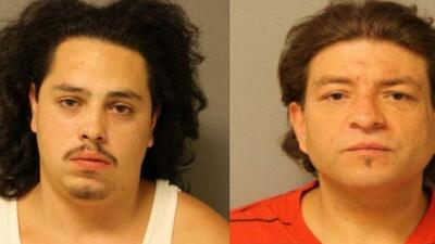 Anthony Ray Catala, 19, y Rafael Delgado, 39 enfrentan cargos por incend...
