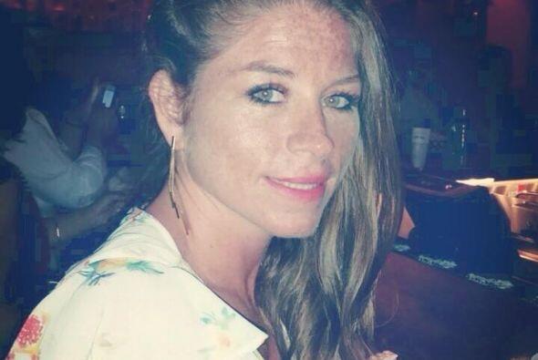 Carolina Duer tiene sus encantos sin duda alguna (Foto Twitter)