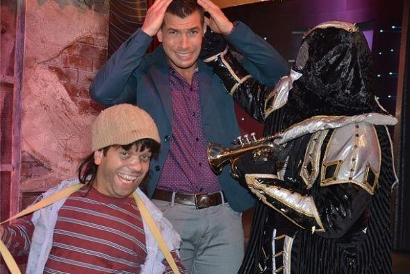 """""""Ya viene el más despreciado, El #Chacal de la Trompeta en #SabadoGigant..."""