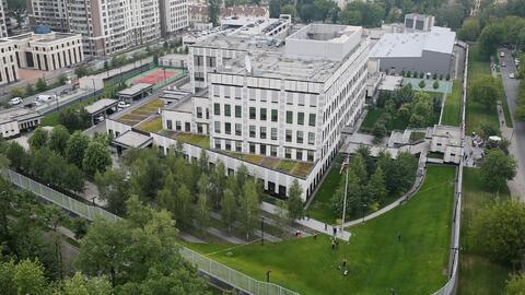 Embajada de Estados Unidos en Kiev