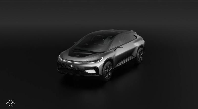 Este es el nuevo FF91 de Faraday Future