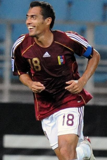 Arango es su principal estrella y seguro que el técnico, César Farías, l...