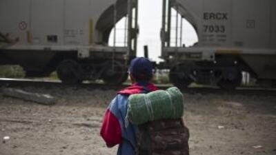 Cientos de migrantes buscan todos los días el sueño americano. Desafortu...