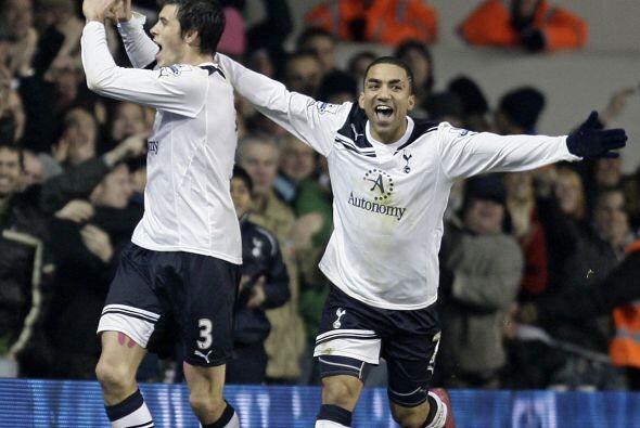 Más tarde llegó el tanto del talento juvenil Gareth Bale.