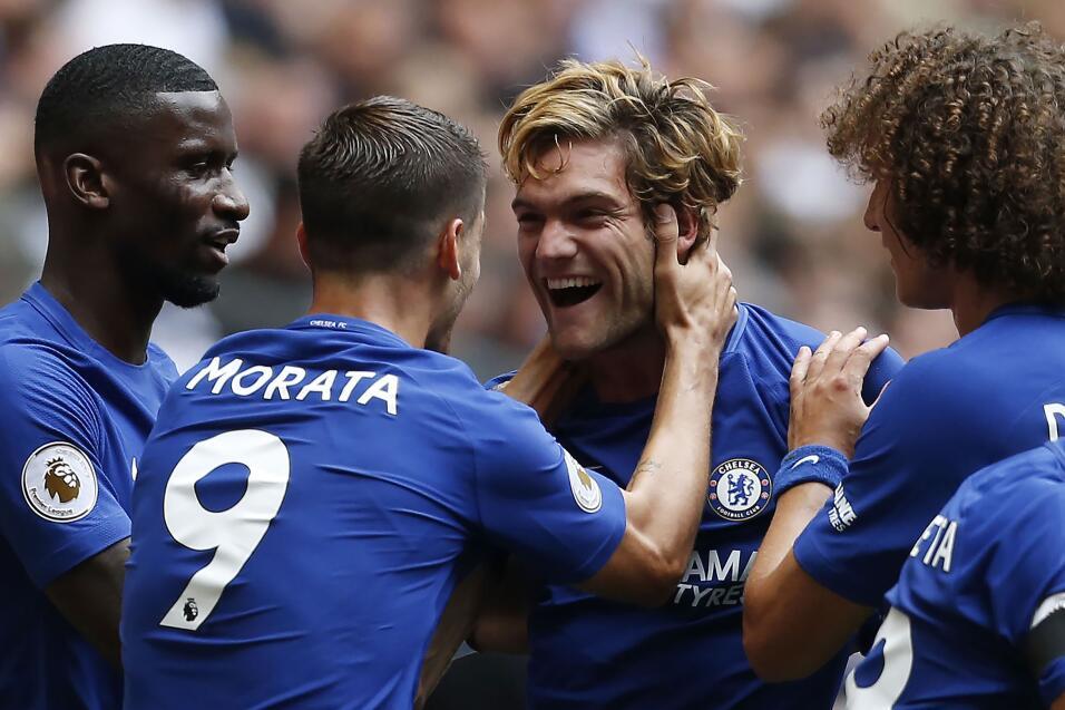 3. Chelsea F.C. (Inglaterra): los londineses gastaron 203 millones de eu...