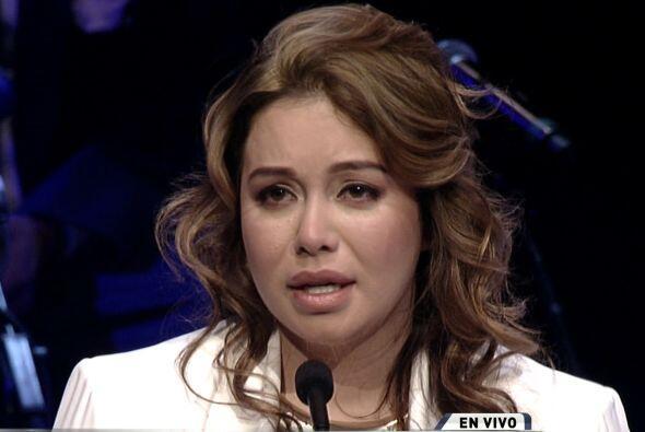 Janney 'Chiquis' Marín  describió a su madre como 'inquebrantable'